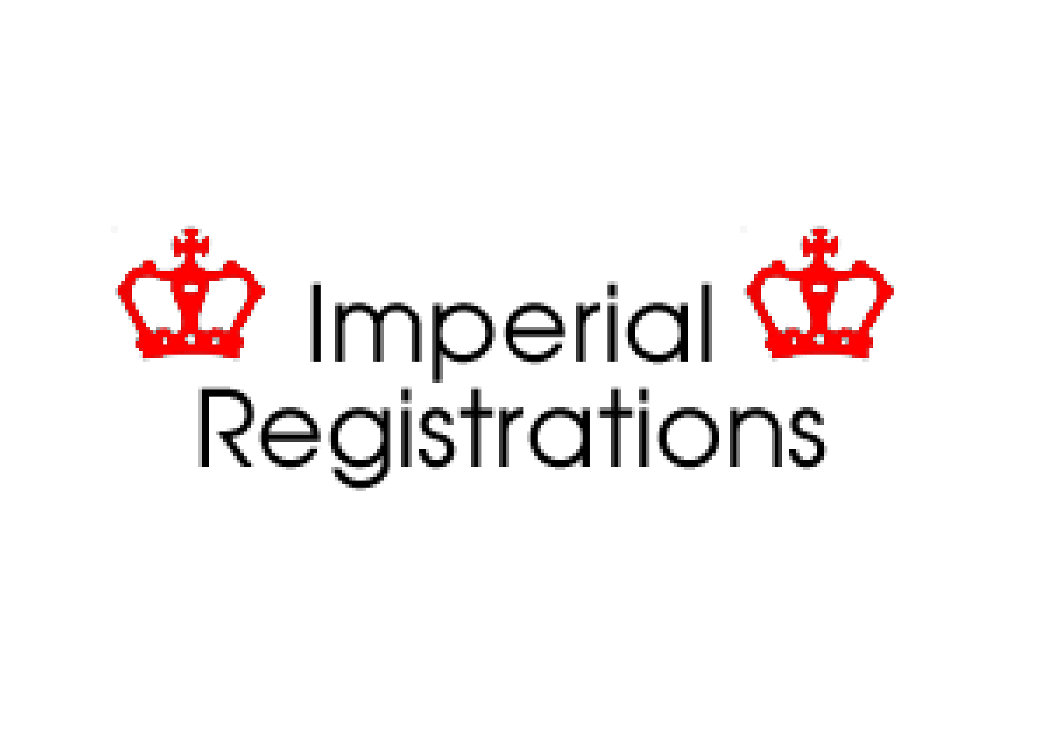 Imperial Registrations